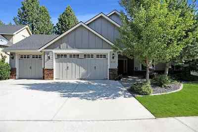 Spokane Single Family Home For Sale: 612 W Willapa Ave