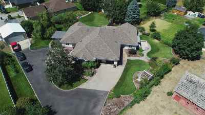 Spokane Valley Single Family Home For Sale: 1215 N Mamer Rd