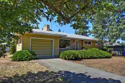 Spokane WA Single Family Home Bom: $239,900