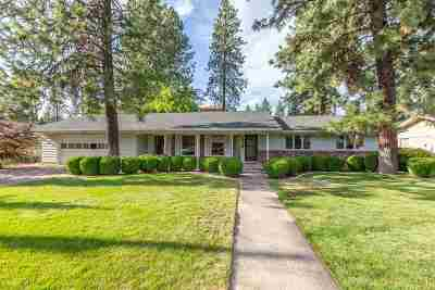 Spokane Single Family Home For Sale: 1115 E 54th Ave