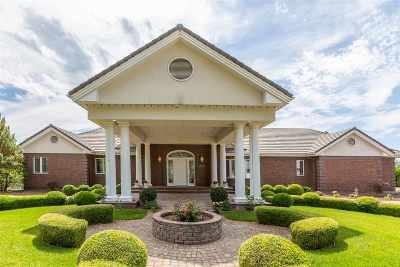 Spokane County Single Family Home For Sale: 5647 N Fruit Hill Rd