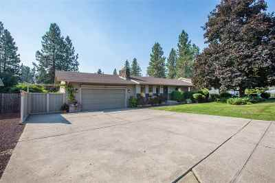 Spokane Single Family Home Ctg-Bump Clause: 318 E Sierra Ct