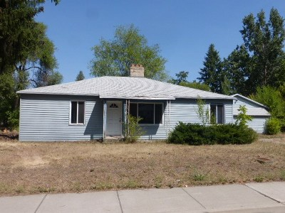 Single Family Home For Sale: 11403 E 16th Ave