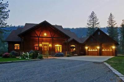 Single Family Home For Sale: 3349 N Rockcut Rd