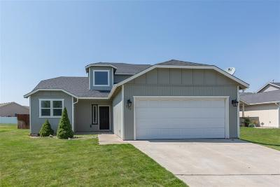 Airway Heights WA Single Family Home For Sale: $284,950