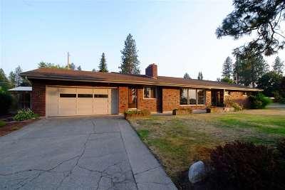 Spokane Valley Single Family Home Chg Price: 12204 E 18th Ave