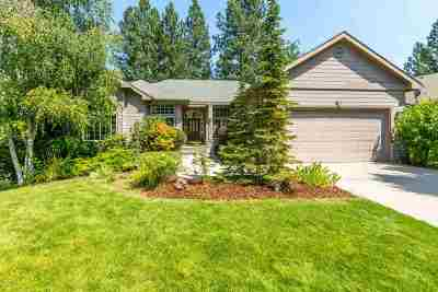 Spokane Single Family Home For Sale: 6510 S Vale Ct