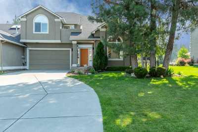 Spokane Single Family Home For Sale: 1817 S Viewcrest Ln
