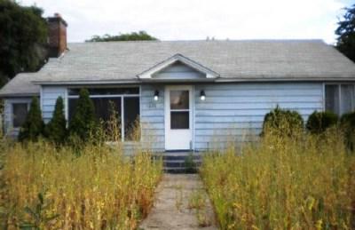 spokane Single Family Home For Sale: 1228 E Marietta Ave