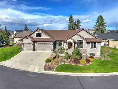 Spokane Single Family Home For Sale: 10950 N Acoma Dr