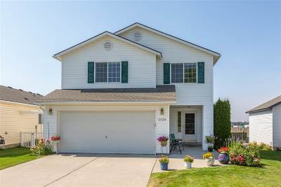 Cheney Single Family Home For Sale: 7720 S Blackberry St