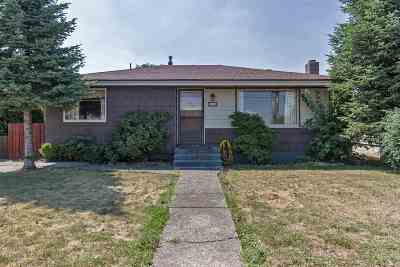 Spokane Single Family Home For Sale: 1726 E Francis Ave