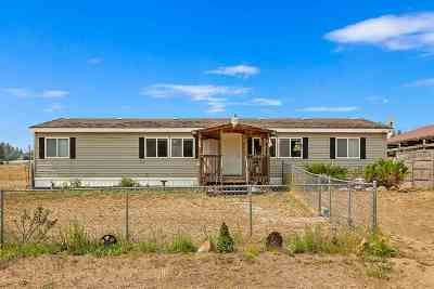 Colbert Mobile Home For Sale: 19611 N Hatch Rd