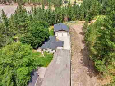 Single Family Home For Sale: 5880 E Bigelow Gulch Rd