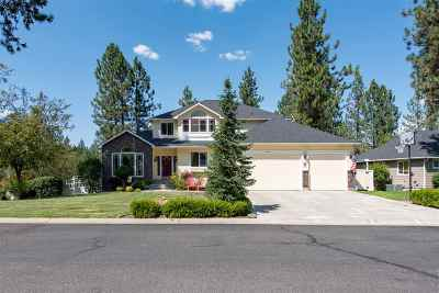 Spokane Single Family Home For Sale: 11503 N Golden Pond Ln