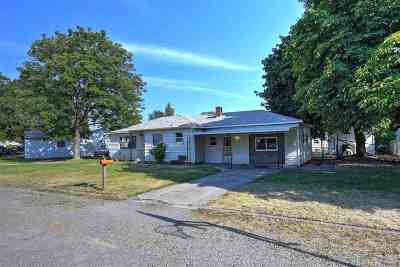 Spokane Valley Single Family Home Chg Price: 7313 E Girard Ct