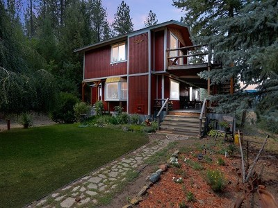 Single Family Home For Sale: 37761 N Miles Creston Rd