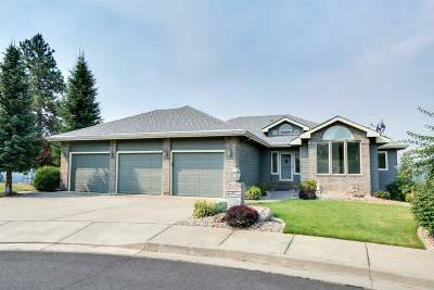 Spokane Single Family Home For Sale: 10935 N Acoma Dr