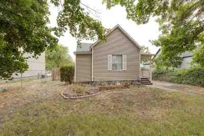 Spokane Single Family Home For Sale: 2108 E Cataldo Ave