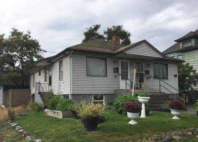 Spokane Multi Family Home For Sale: 2936 E Wabash Ave
