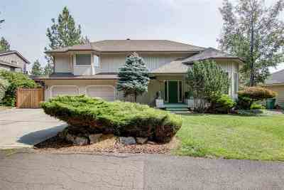Spokane, Spokane Valley Single Family Home Chg Price: 7910 E Woodview Dr