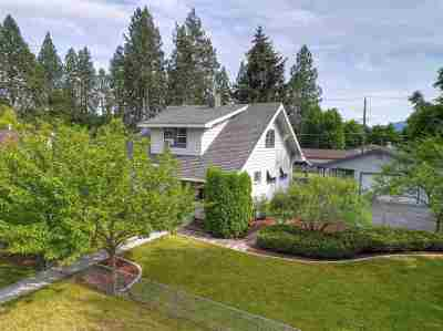 Spokane Valley Single Family Home For Sale: 10402 E 15th Ave