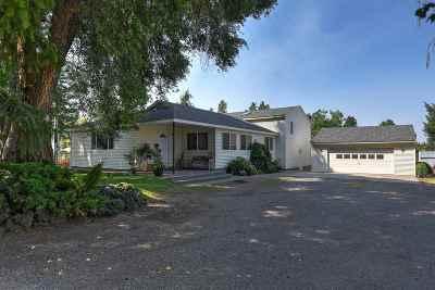 Spokane Single Family Home For Sale: 3504 S Glenrose Rd