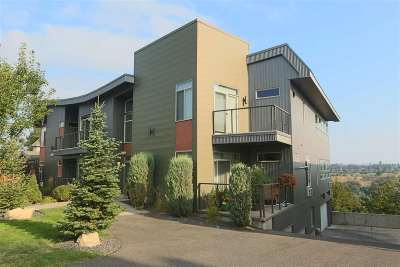 Spokane County Condo/Townhouse For Sale: 1630 W Riverside Ave #203
