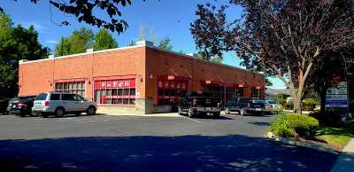 Spokane Valley Commercial For Sale: 12120 E Mission