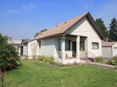 Spokane Single Family Home For Sale: 1611 N Elm St