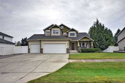 Spokane Single Family Home For Sale: 3501 S Woodlawn Dr