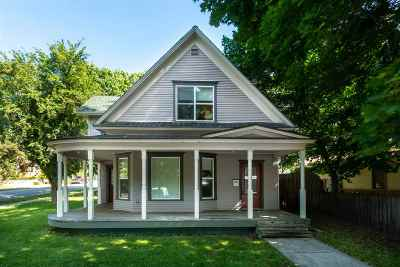 Coeur D Alene Single Family Home New: 303 E Garden Ave