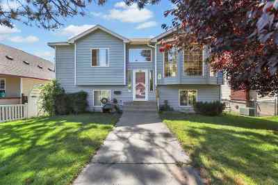 Spokane Single Family Home For Sale: 2115 W Fairview Ave