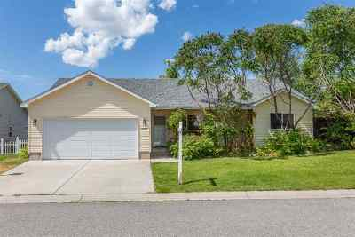 Spokane Valley Single Family Home For Sale: 4309 N Dartmouth Ln