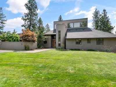 Spokane Single Family Home For Sale: 8505 S Sagewood Rd