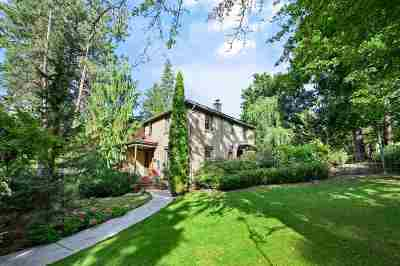 Spokane Single Family Home For Sale: 2215 S Garfield St
