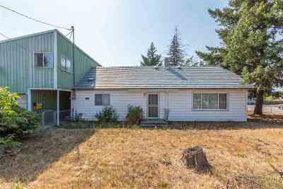 Spokane Valley Single Family Home For Sale: 8822 E Broadway Ave