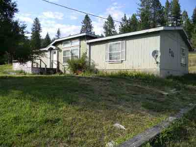 Addy Mobile Home New: 1786 Blue Creek Rd
