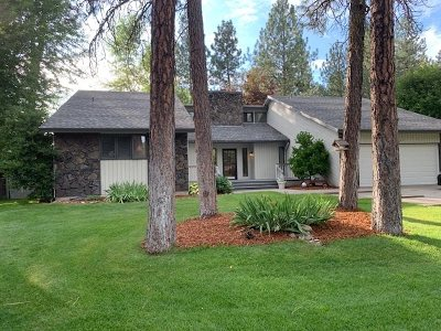 Spokane, Spokane Valley Single Family Home Chg Price: 15709 N Glencrest Ct