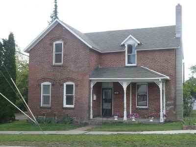 Cheney Single Family Home New: 216 F St