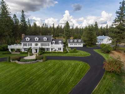 Spokane Single Family Home For Sale: 1414 W Ballard Rd #1310 W.