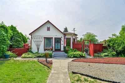 Spokane Single Family Home New: 527 W Alice Ave