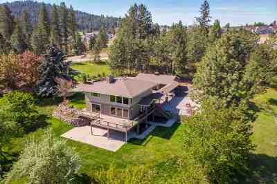 Spokane Single Family Home New: 4004 S Glenrose Rd