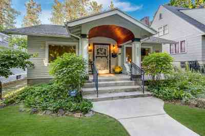 Spokane Single Family Home New: 2417 S Manito Blvd