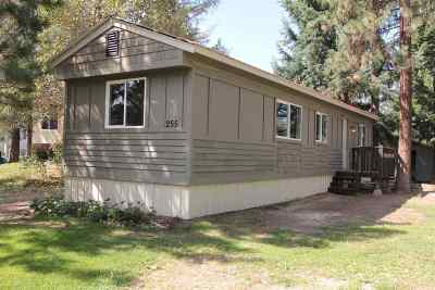 Chattaroy Mobile Home New: 35312 N Newport Hwy #255