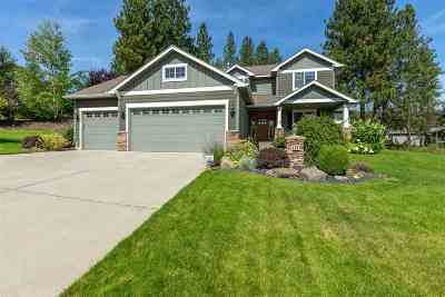 Spokane Single Family Home New: 404 W Trail Ridge Ct