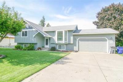spokane Single Family Home New: 11115 E 8th Ave