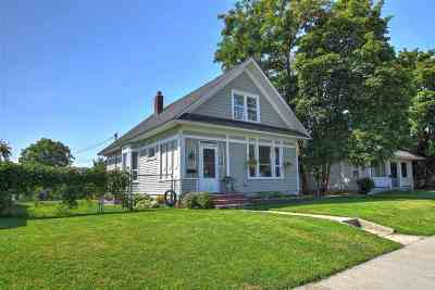 Single Family Home New: 1618 E Providence Ave