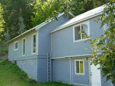 Metaline Falls Single Family Home For Sale: 337 Lehigh Hill Rd. Rd
