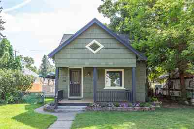 Spokane Single Family Home New: 1207 W Indiana Rd
